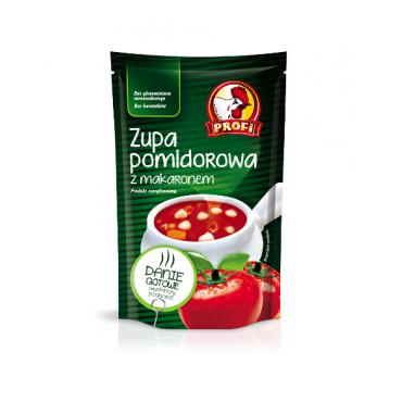 Pomidorų-makaronų sriuba...
