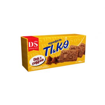"""Cukr.saus.""""TI&KO""""..."""