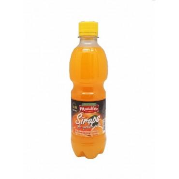 Apelsinų skonio sirupas 500ml