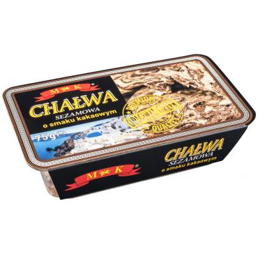 Sezamų chalva kakavos skonio 75g