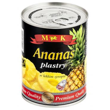 """Konservuoti """"Ananasų..."""