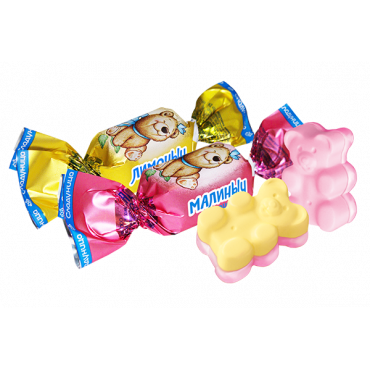 Želiniai saldainiai...