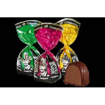 """Saldainiai """"Šokoholikas"""" 1kg"""
