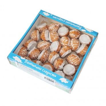 Sausainiai baltuoju glaistu...