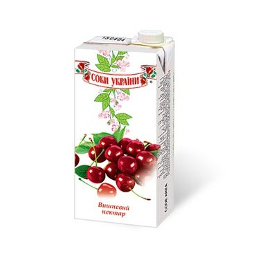 Vyšnių sulčių gėrimas...