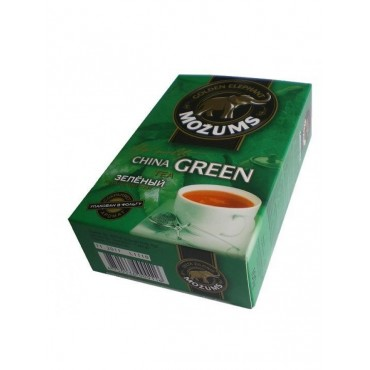 Kiniška žalioji arbata 100g