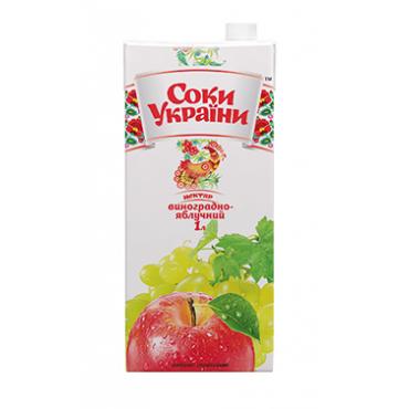 Vynuogių-obuolių nektaras...