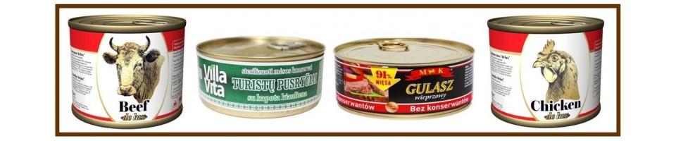 Mėsos konservai