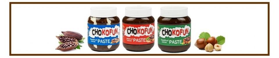 Cocoa-nut creams