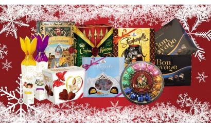 Saldainių dėžutės Jūsų šventėms!