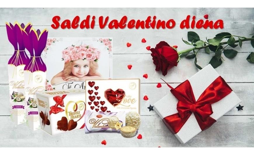 Saldi Valentino diena